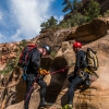 pine-creek-zion-utah-canyoneering-slot-canyon-rain-tracy-lee-137