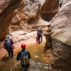pine-creek-zion-utah-canyoneering-slot-canyon-rain-tracy-lee-159