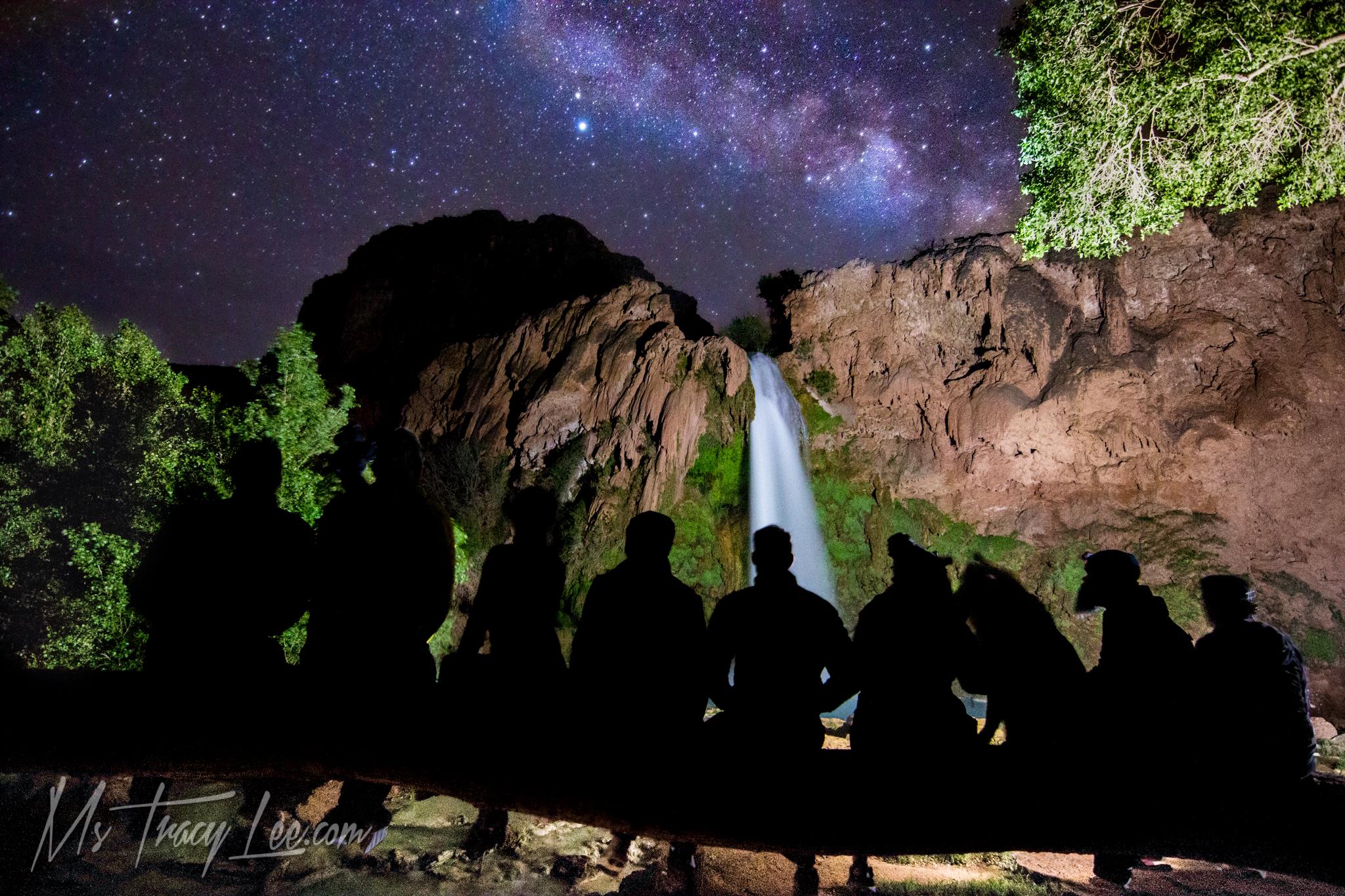 How to get to Havasu Falls Part 1