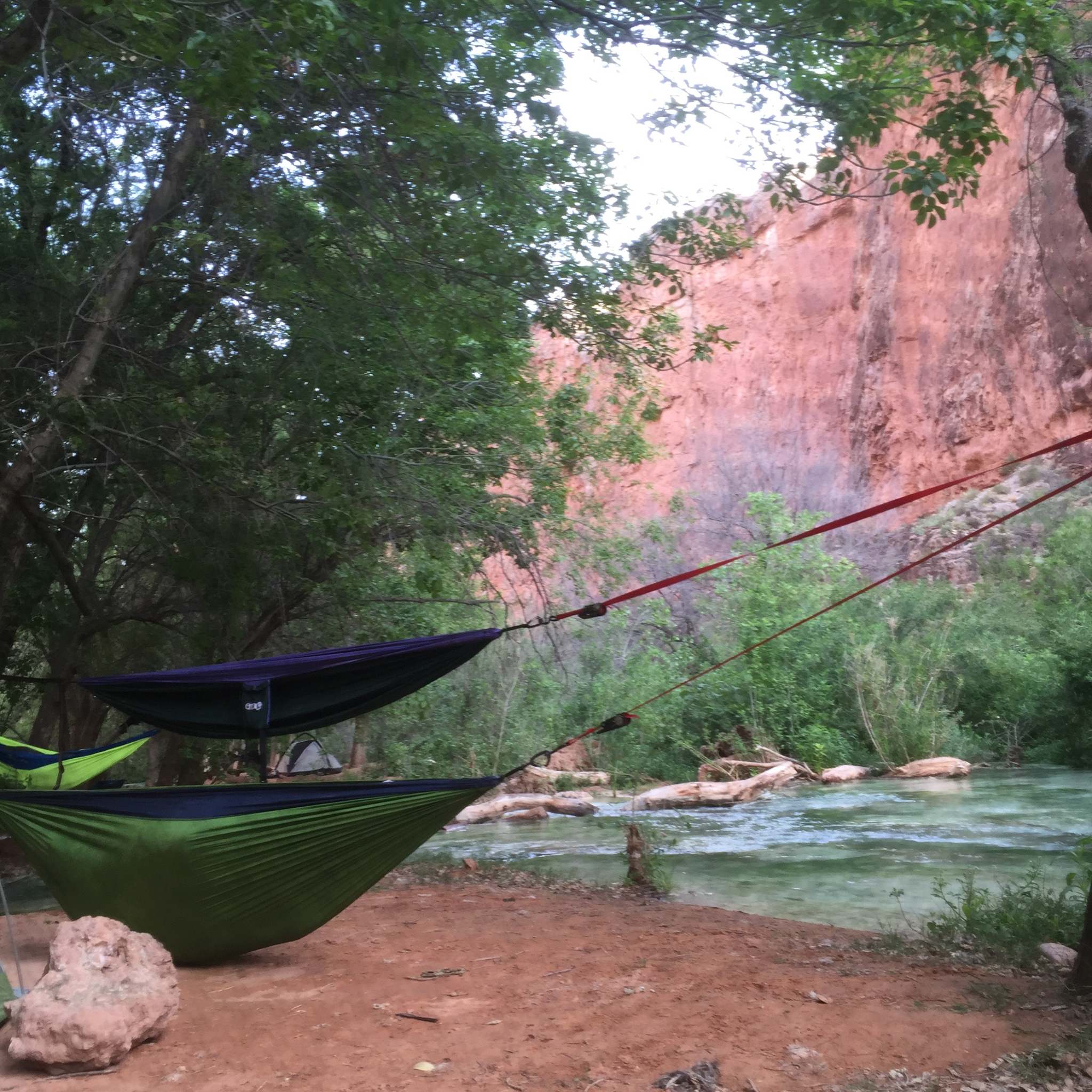 How to get to Havasu Falls Part 1
