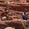 neon-fence-canyon-golden-cathedral-escalante-canyoneering-rappelling-tracy-lee-125
