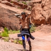 neon-fence-canyon-golden-cathedral-escalante-canyoneering-rappelling-tracy-lee-143