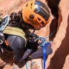 neon-fence-canyon-golden-cathedral-escalante-canyoneering-rappelling-tracy-lee-158
