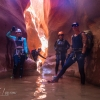 neon-fence-canyon-golden-cathedral-escalante-canyoneering-rappelling-tracy-lee-182