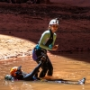 neon-fence-canyon-golden-cathedral-escalante-canyoneering-rappelling-tracy-lee-220