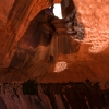 neon-fence-canyon-golden-cathedral-escalante-canyoneering-rappelling-tracy-lee-225
