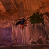 neon-fence-canyon-golden-cathedral-escalante-canyoneering-rappelling-tracy-lee-238