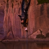 neon-fence-canyon-golden-cathedral-escalante-canyoneering-rappelling-tracy-lee-239
