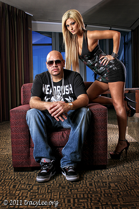fat joe for headrush brand