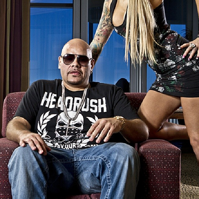 Shoot for @headrushbrand of @fatjoe...