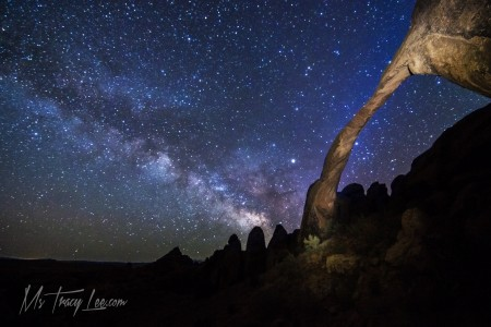 moab-landscape-arch-milky-way-arches-national-park-tracy-lee-3