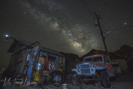 The Milky Way Chasers Meet up last night at was...