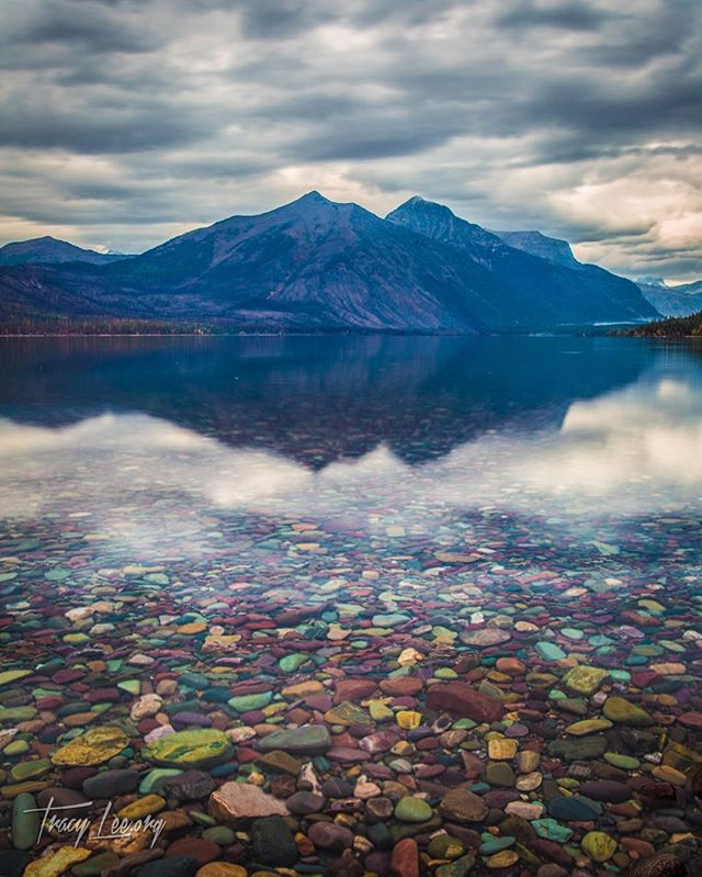 Glacier National Park has been...